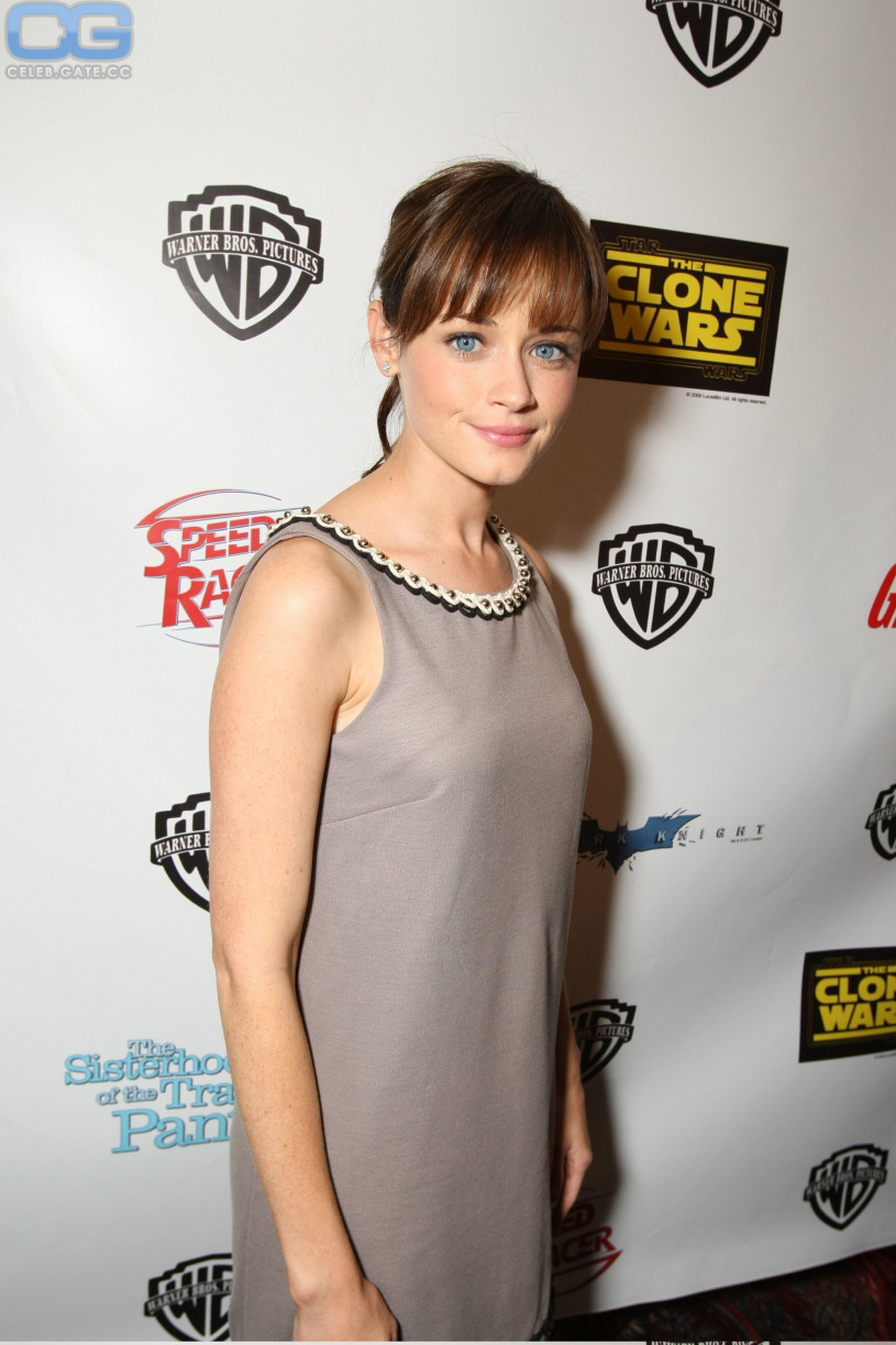 Alexis bledel nackt good idea