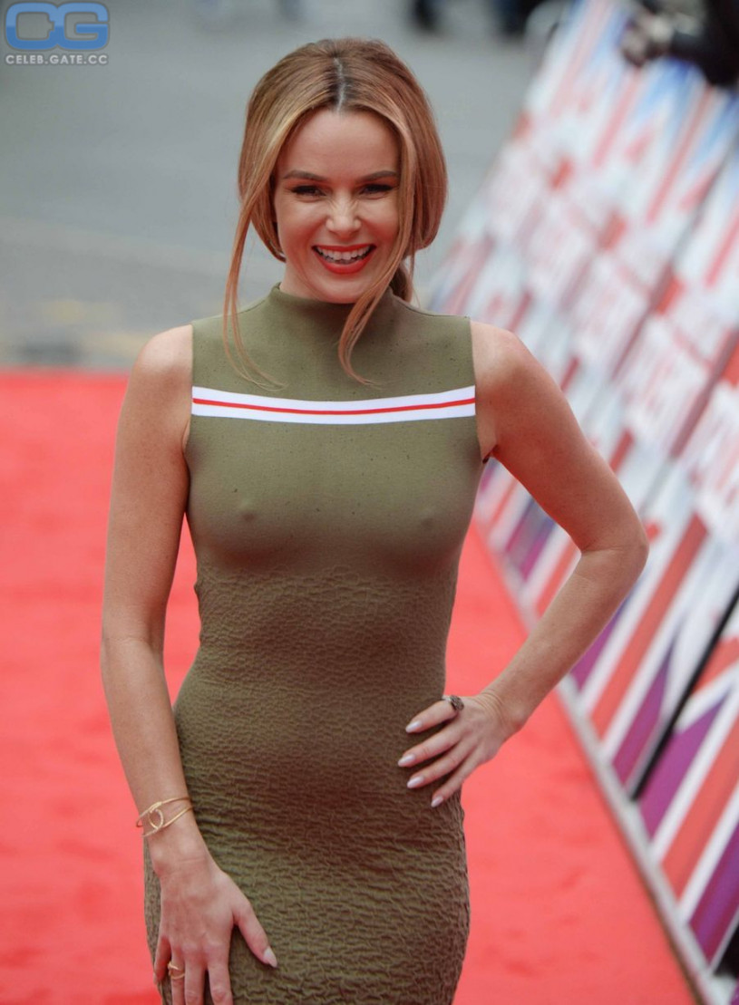 Amanda holden naked commit