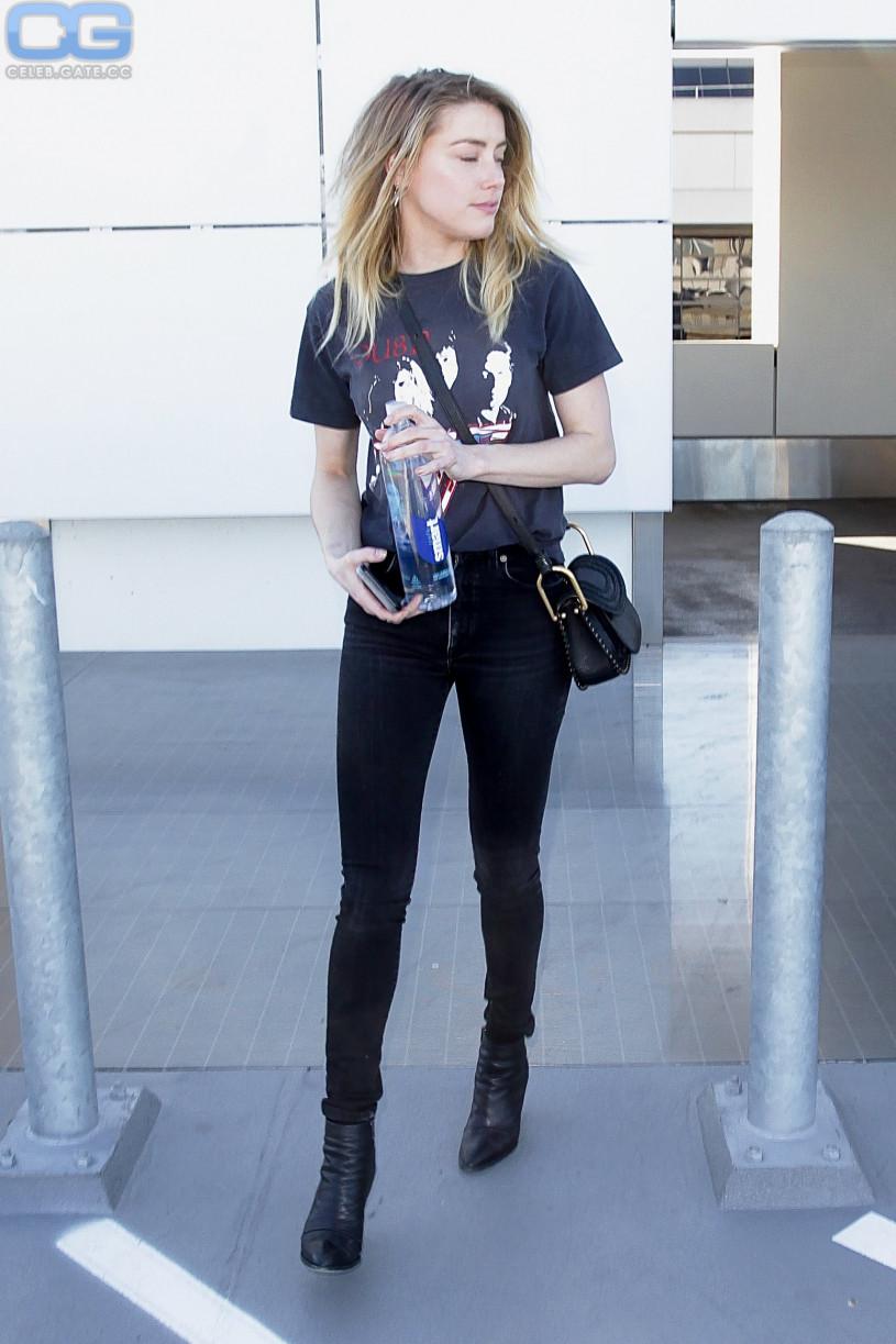 Amber Heard jeans