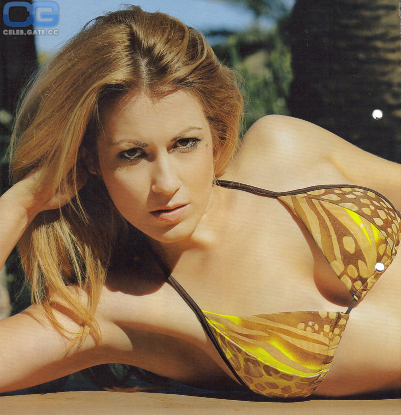Andrea Kaiser fhm topless