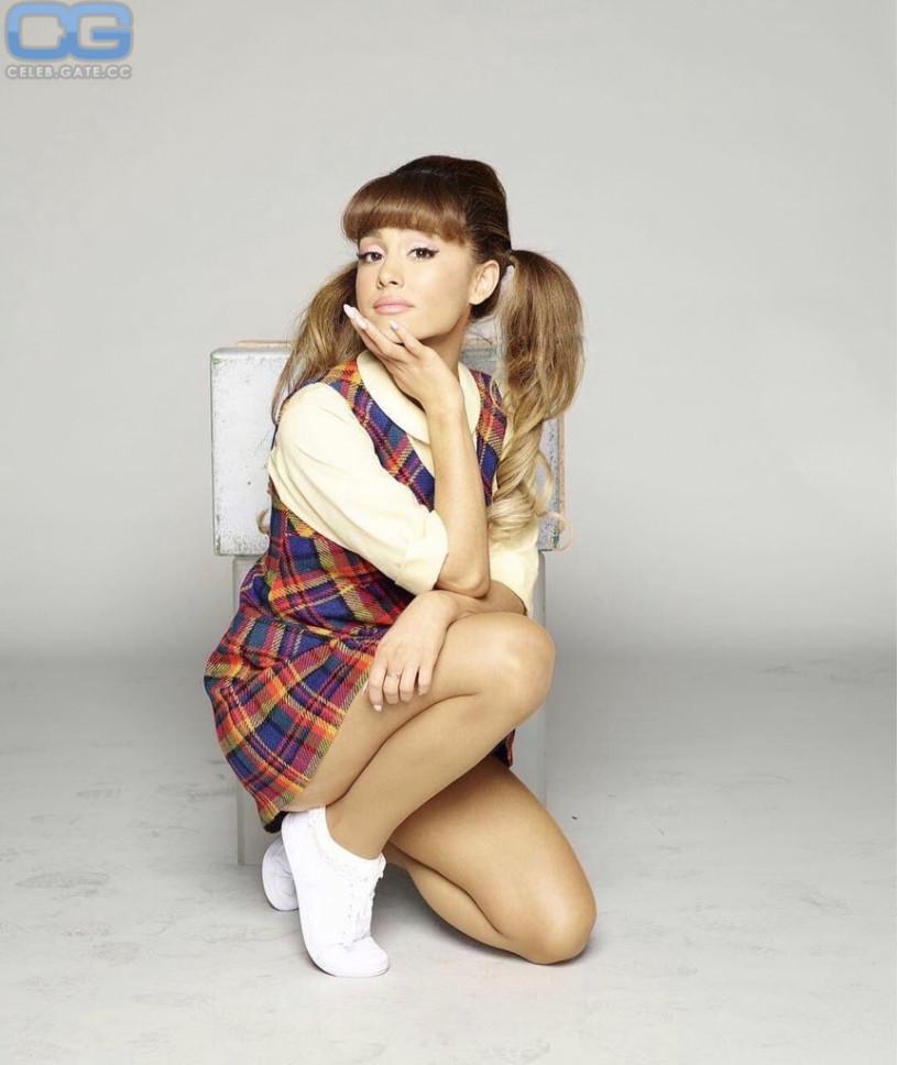 grande nude playboy Ariana