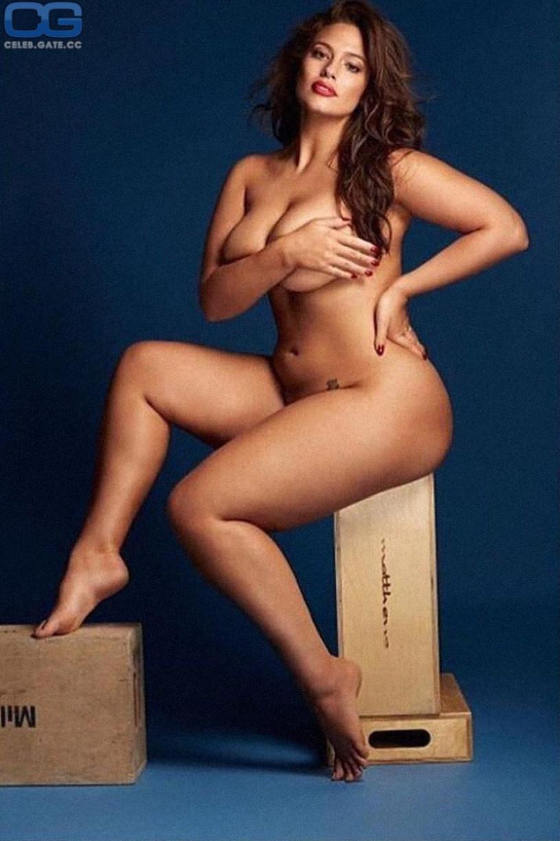 CelebGate Ashley Graham Sexy