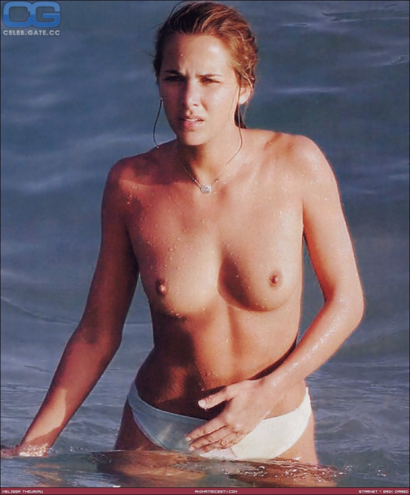 Melissa Theuriau Nude, Pictures, Photos, Playboy, Naked -3735