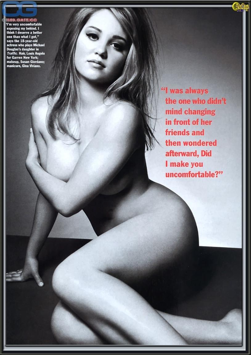 megan mullally nude