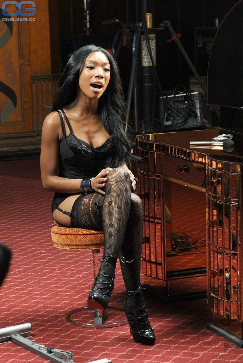 All Brandy norwood nude have
