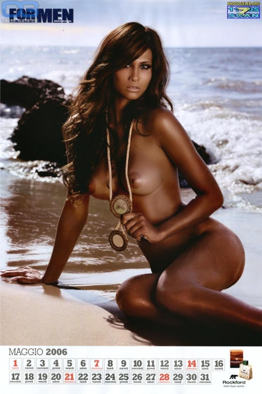 Bigger built nude women