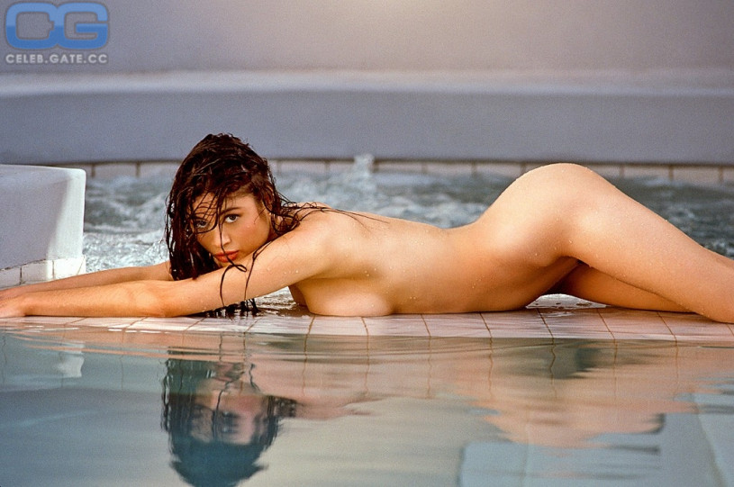 nude playboy Charlotte lewis