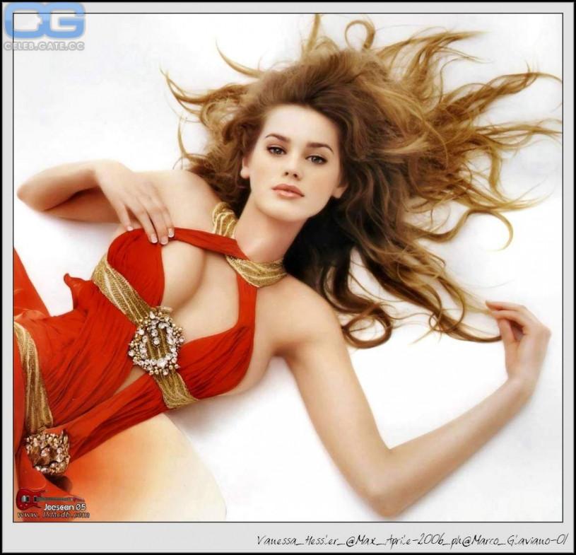 Vanessa hessler topless