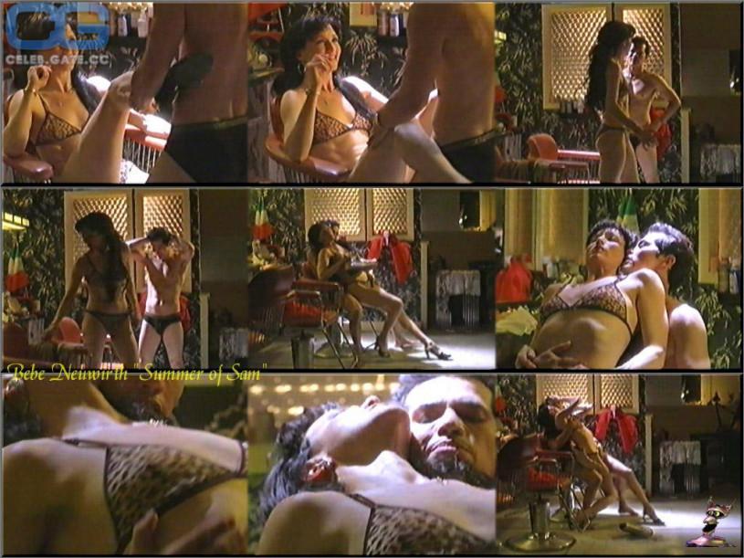 Mira sorvino summer of sam sex scene