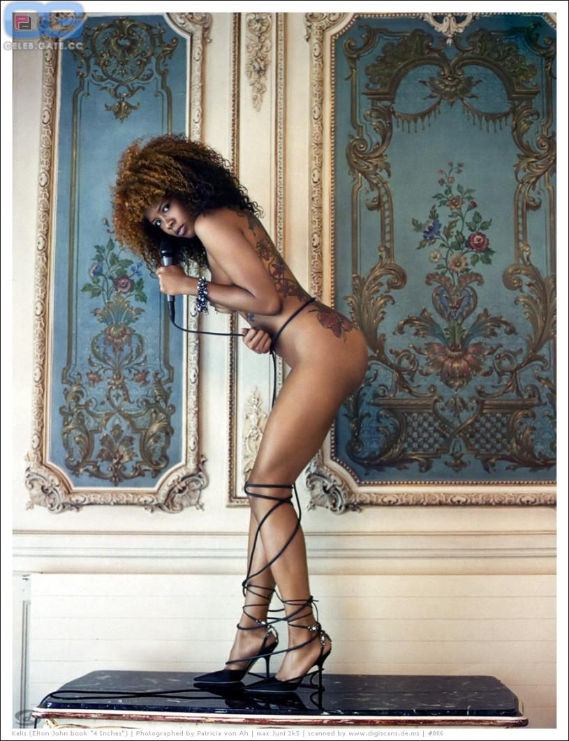 Naked Kelis Naked Pic