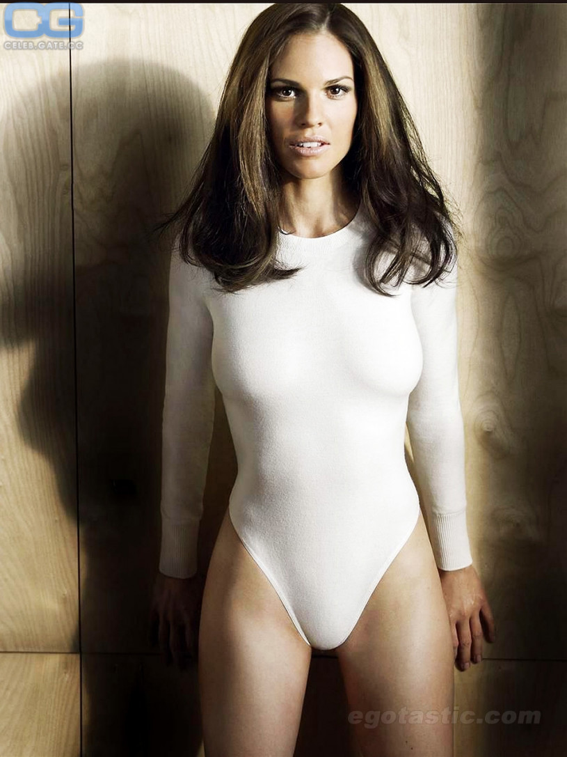 Nude photos hilary swank