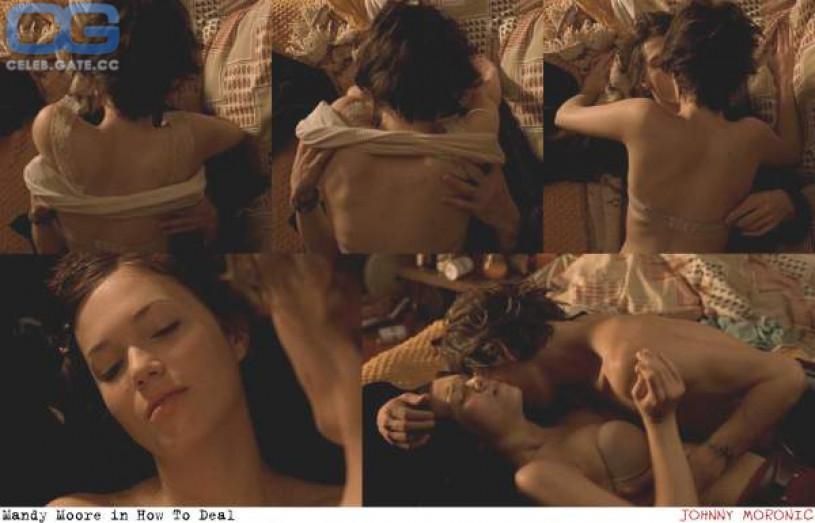 Mandy moore sex scene — 2