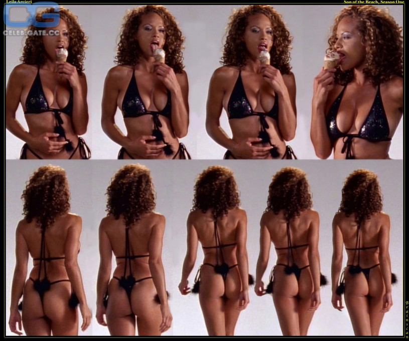 Leila arcier naked