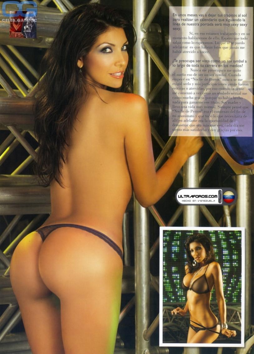 Gloria ramirez nude something is