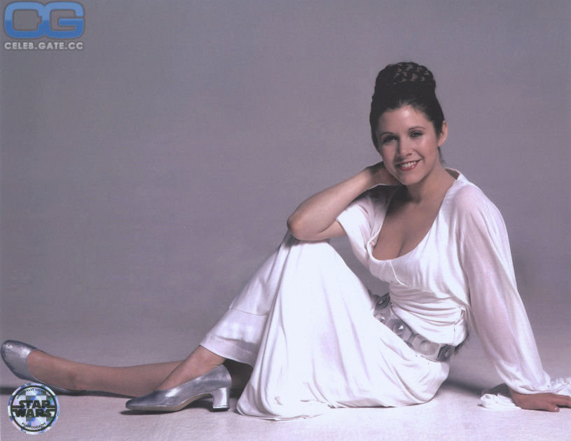 Carrie Fisher Nude, Pictures, Photos, Playboy, Naked -2027