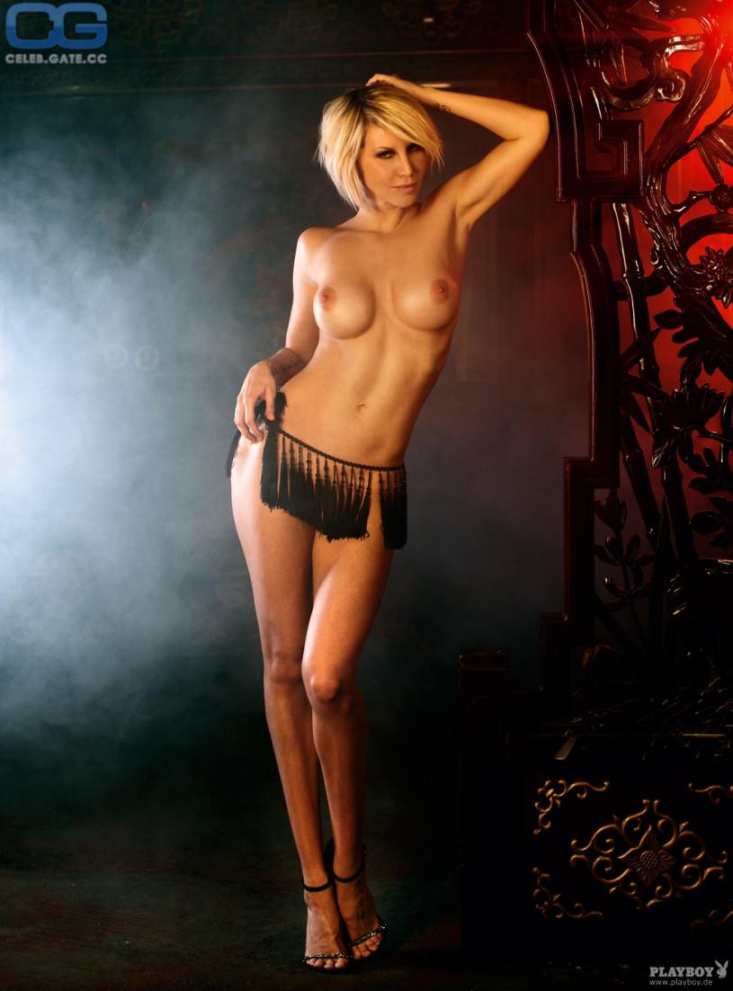 Cox naked courteney