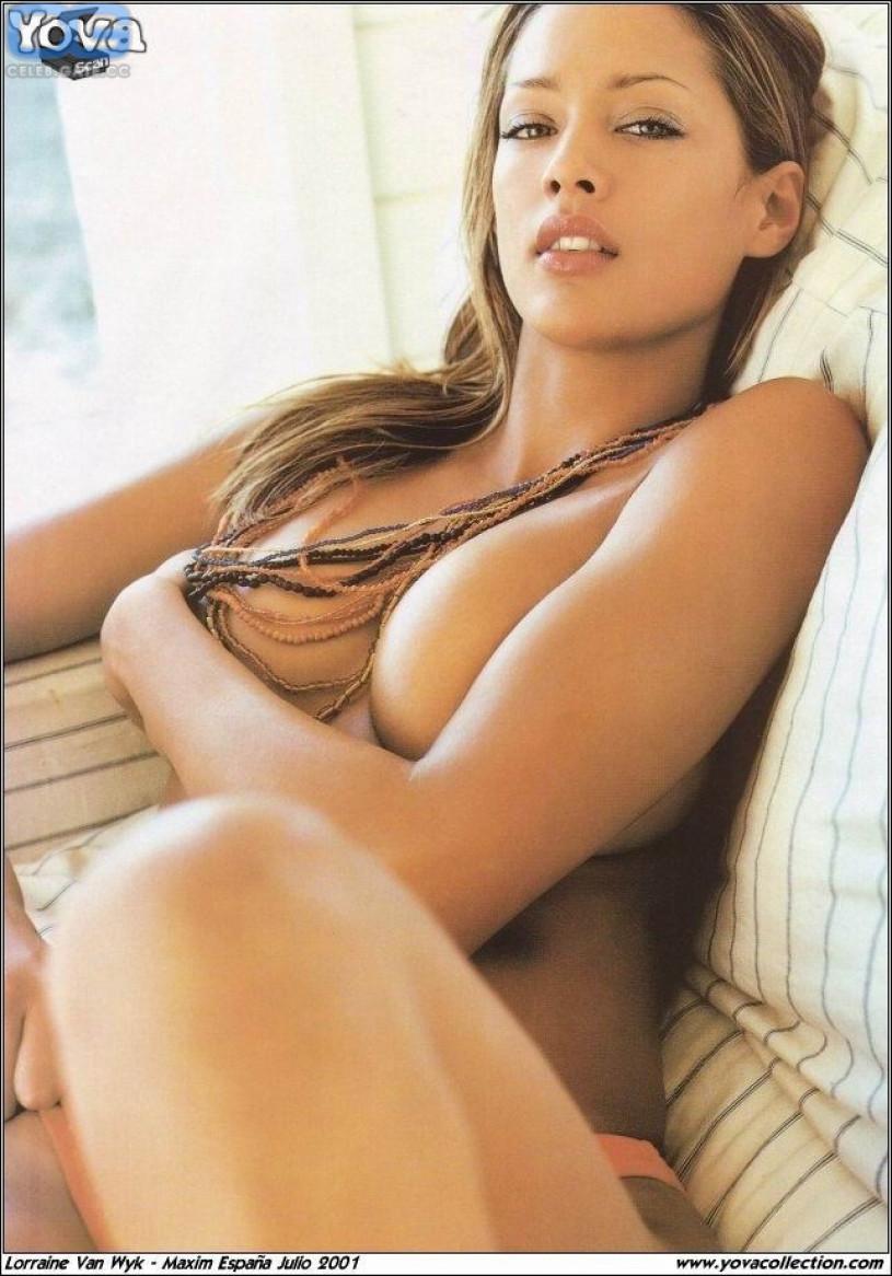 Lorraine van wyk naked