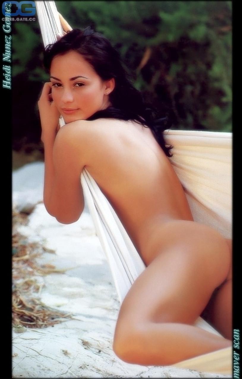 Nude hedi nunez gomez photos