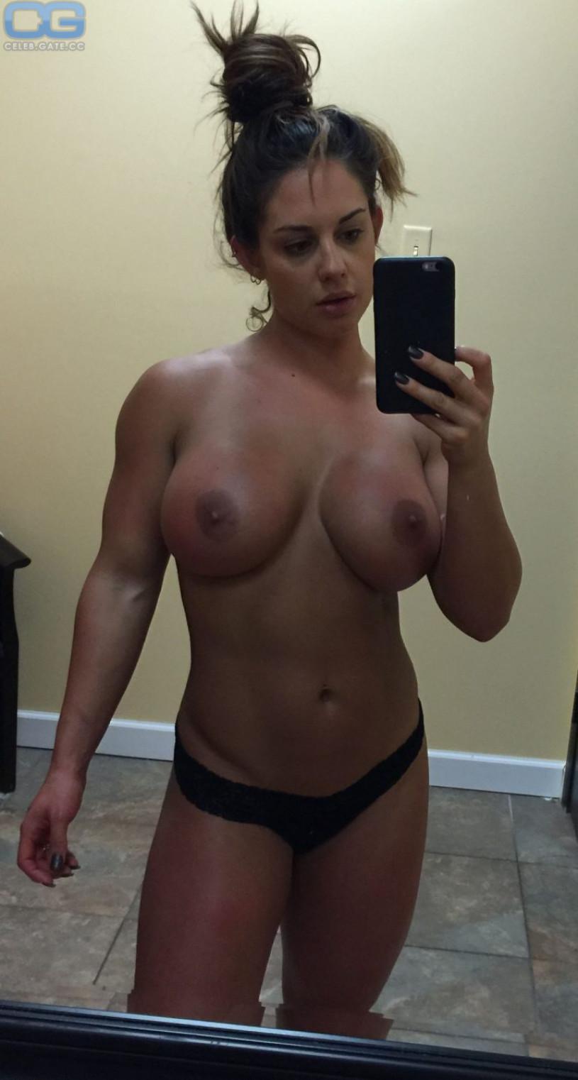 Tan pantyhosed nude