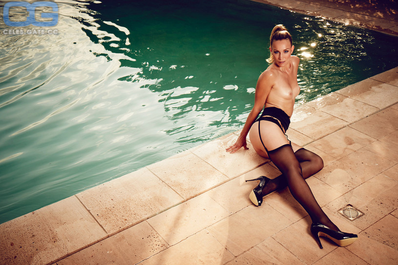 Christine Theiss playboy nude