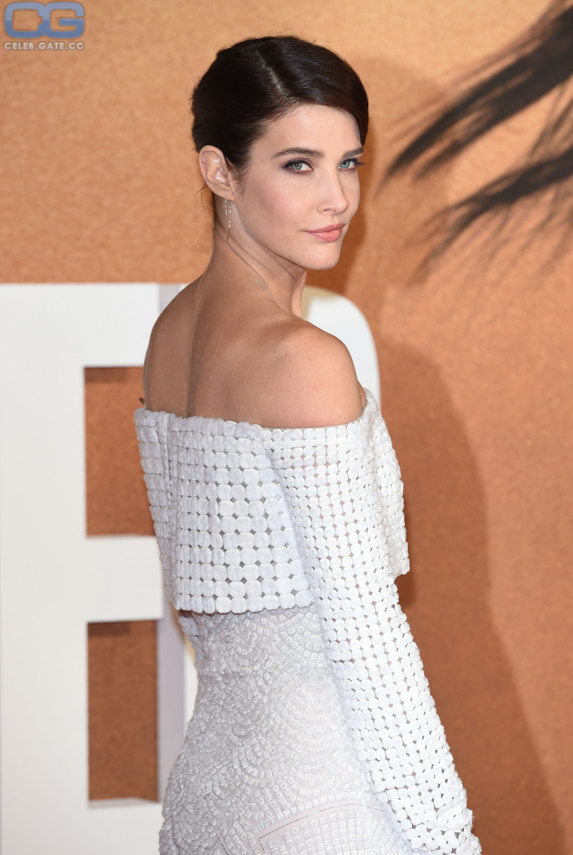 Opinion you Naked cobie smulders nude agree, this