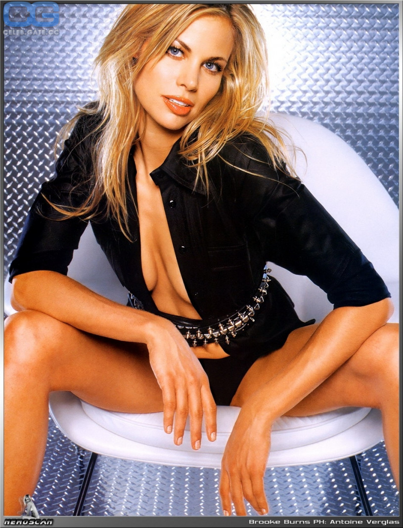 Consider, that naked pictures of brooke burns