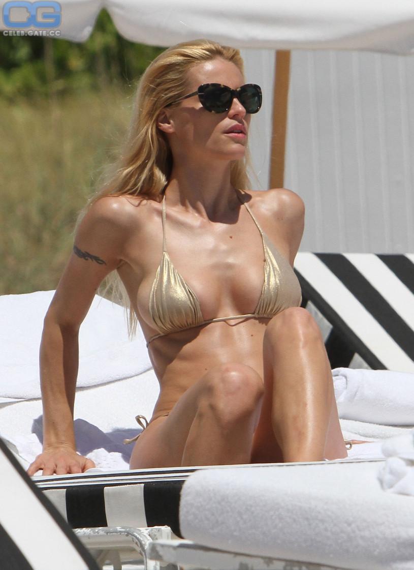 Michelle hunziker nackt hot