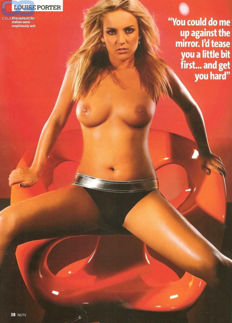 Louise porter topless model photos opinion