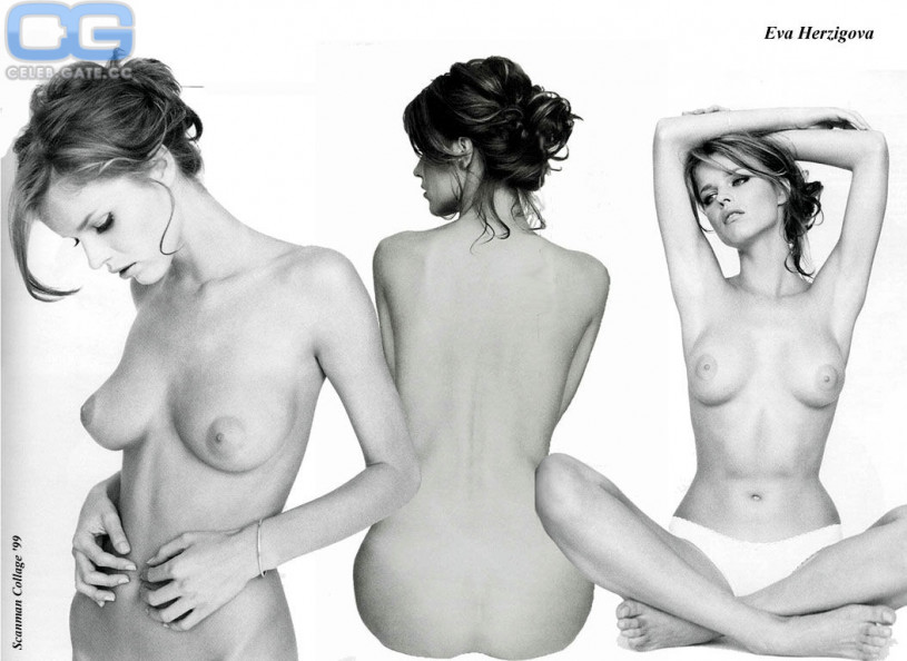 eva herzigova nude
