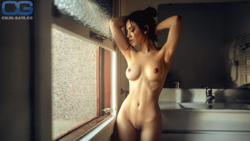 Girls naked wet