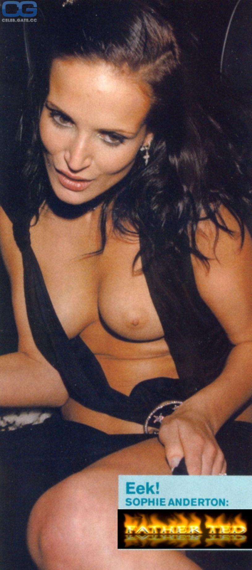 Has denise milani ever been topless