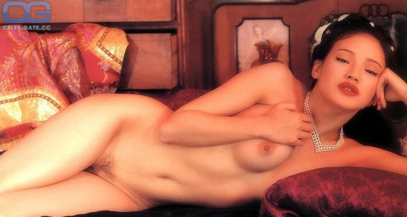 Shu Qi Nude, Pictures, Photos, Playboy, Naked, Topless, Fappening-1477