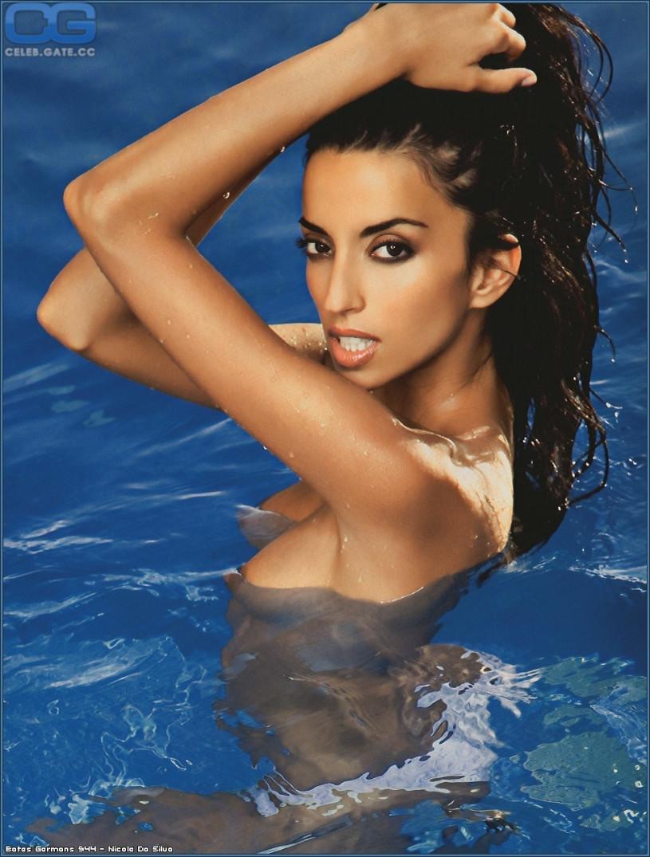 Nicole Da Silva Naked