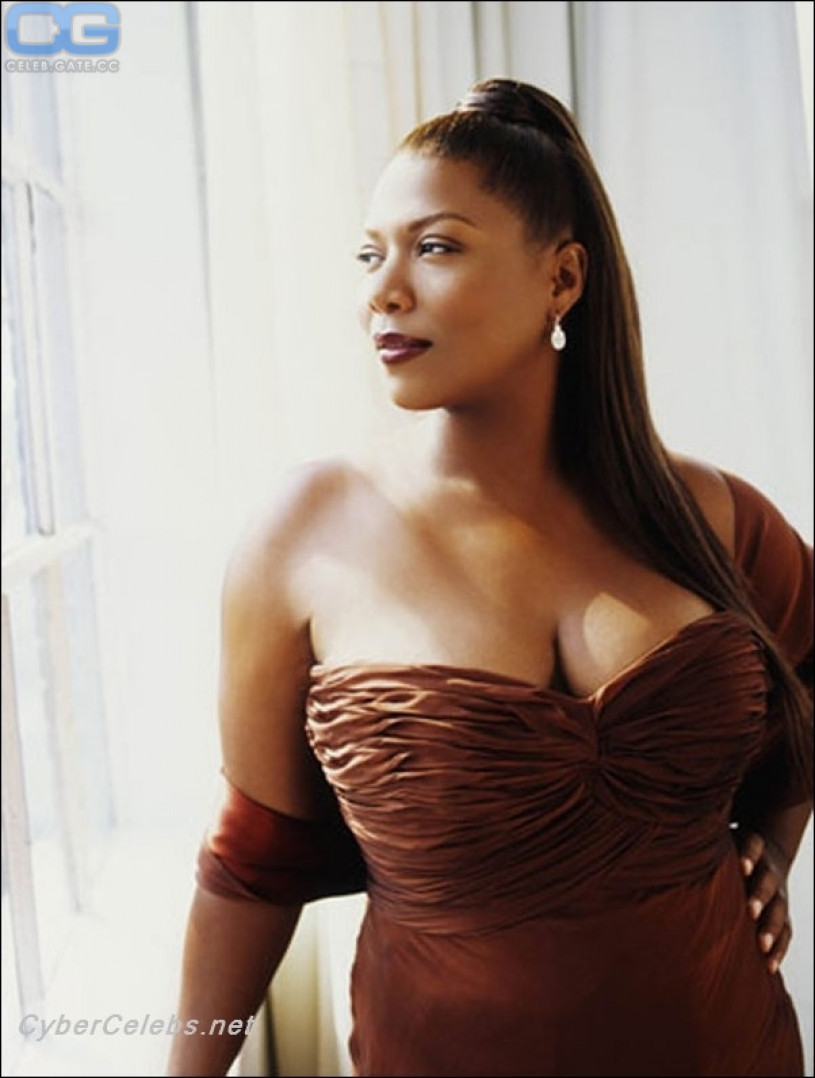 Nude pics of queen latifa