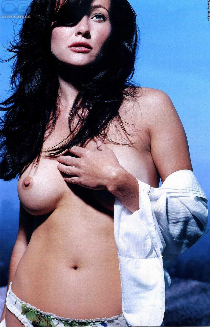 Doherty shannon nude in playboy women most erotic
