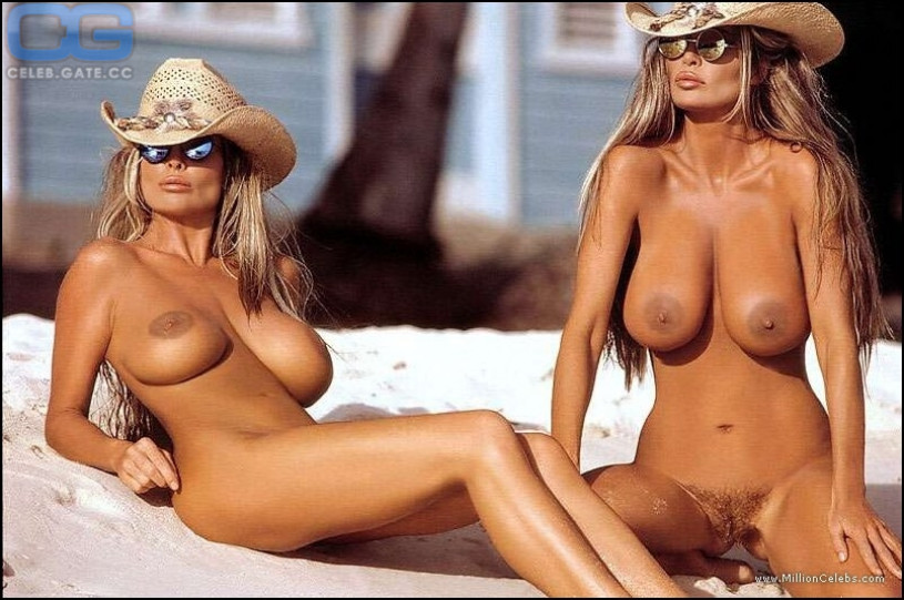 Barbi Twins Nude, Pictures, Photos, Playboy, Naked -4320