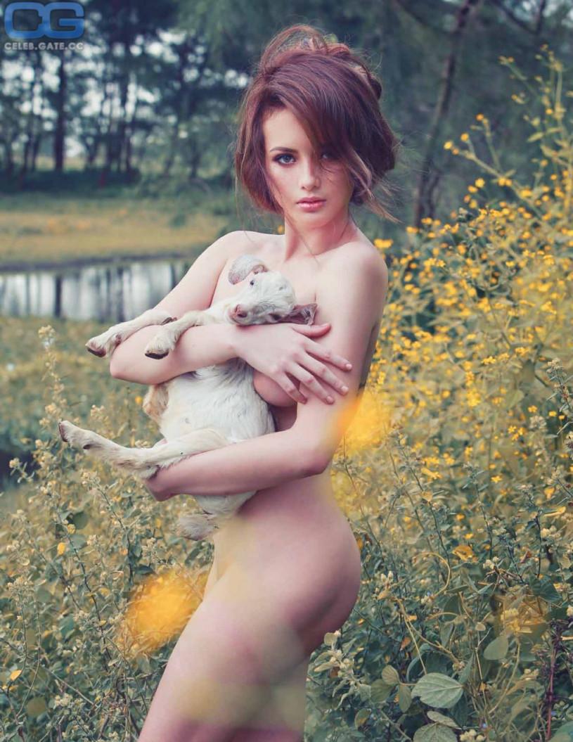 Naked photos of ellen adarna