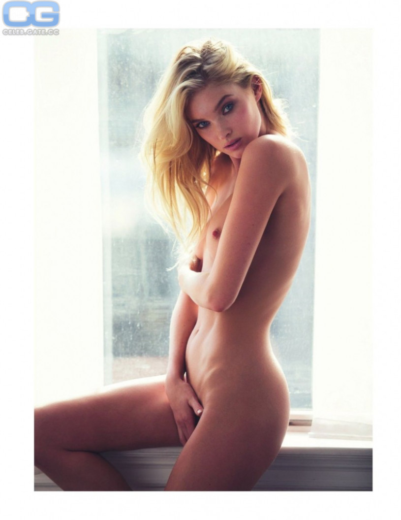 images Elsa Hosk Nude Topless Photo Collection - 9 Photos