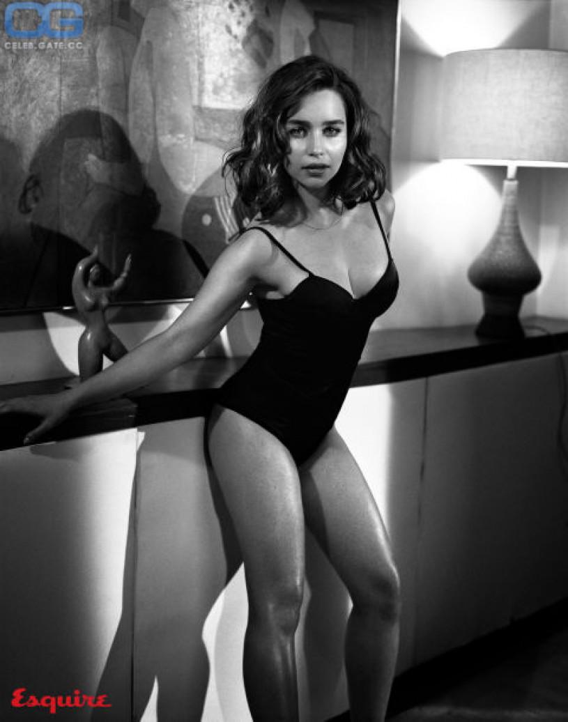 Emilia clarke naked pity, that