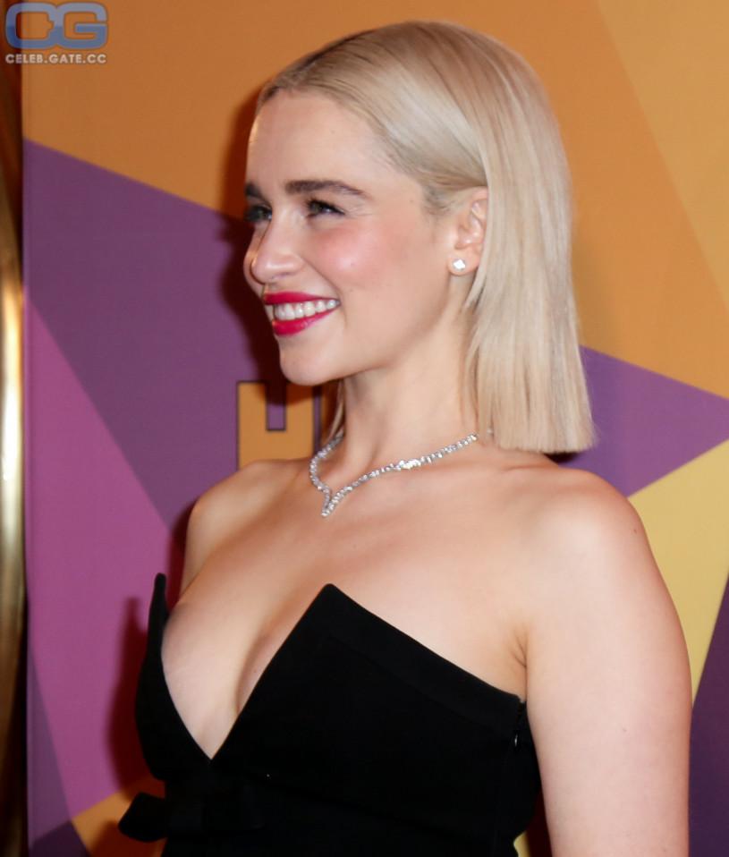 Are Emilia clarke naked consider