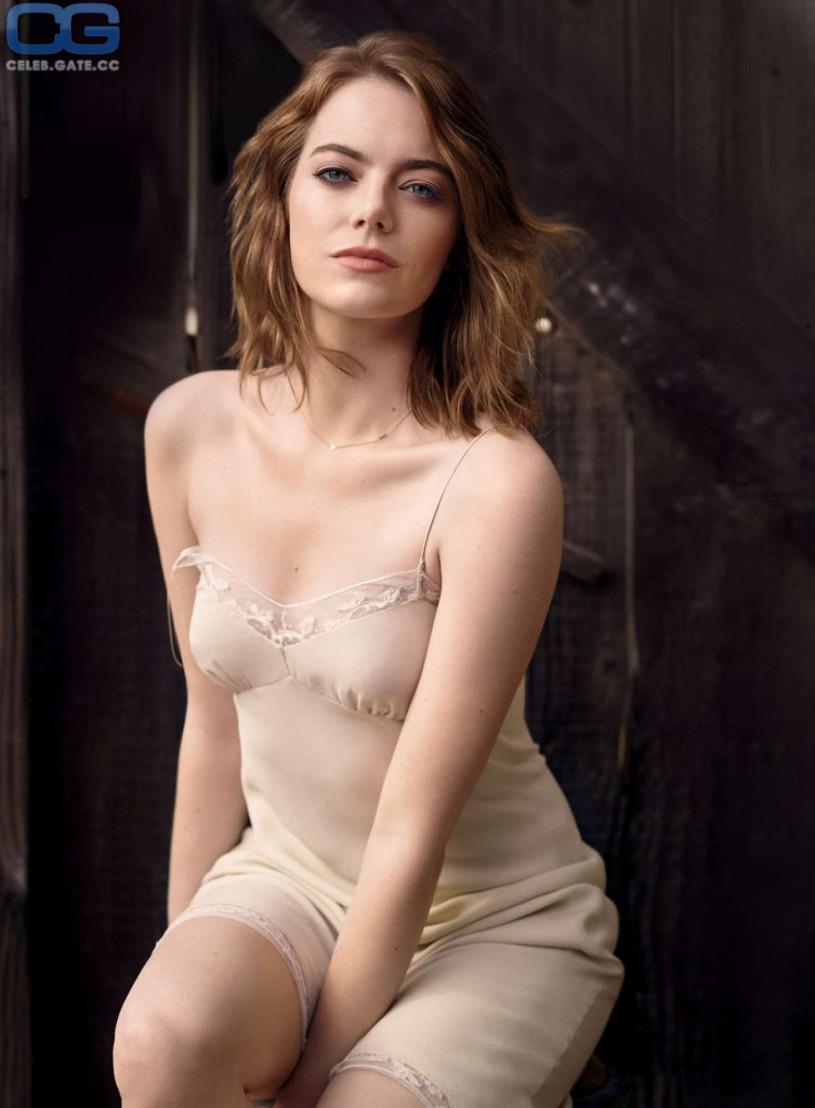 CelebGate Emma Stone