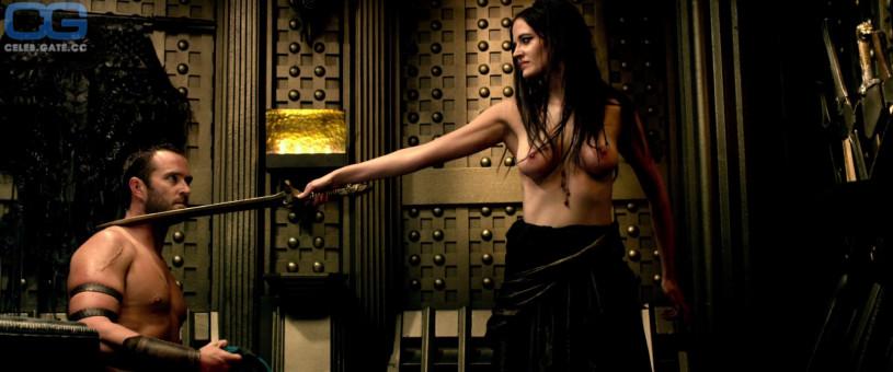 Eva Green nackt