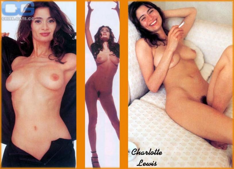 lewis nude Charlotte