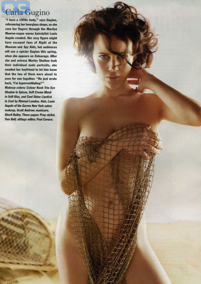 Not Carla gugino porn pictures accept