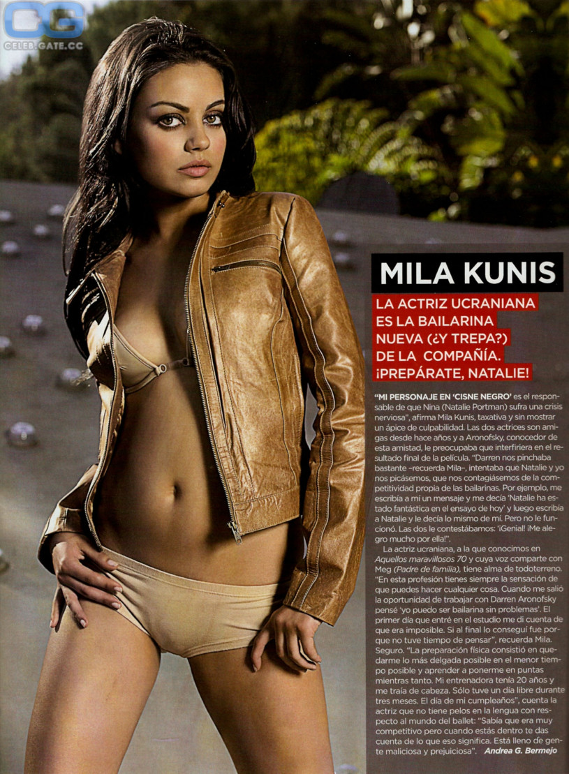 Mila kunis naked in playboy images 712