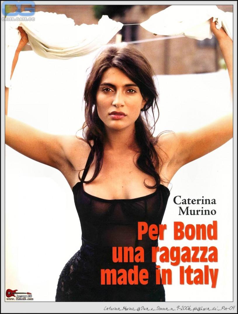CATERINA MURINO Nude - AZNude