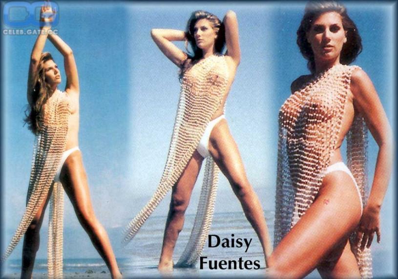 Daisy fluentes nude