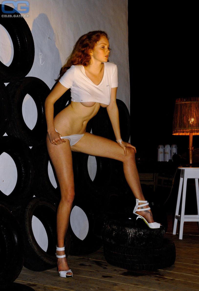 Lily Cole Nacktfotos