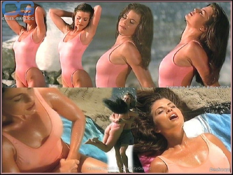 Yasmine bleeth nude naked conversations! sorry