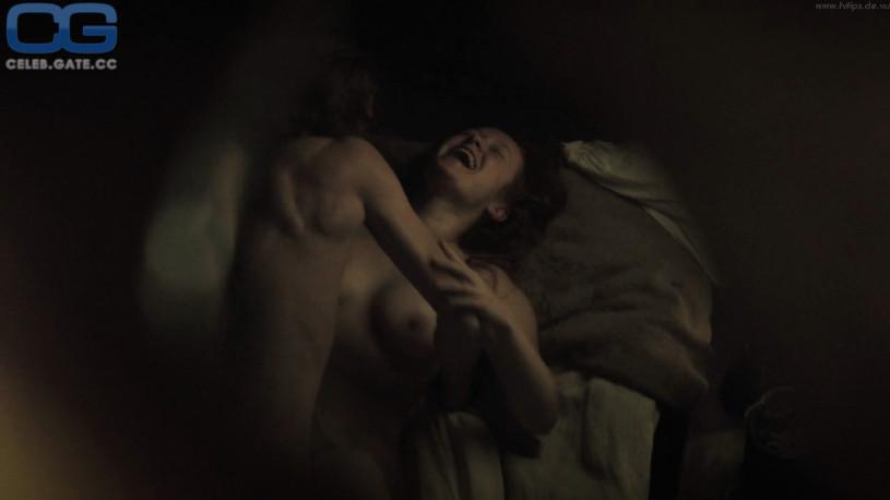Franziska Singer nude scene